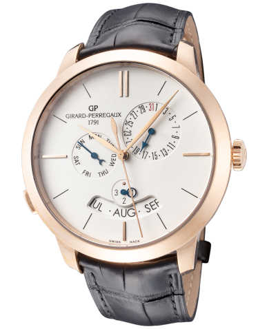 Girard-Perregaux 1966 Perpetual Calendar Men's Automatic Watch 49547-52-131-BB60