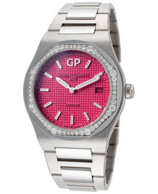 Girard-Perregaux Laureato Women's Quartz Watch 80189D11A182211A