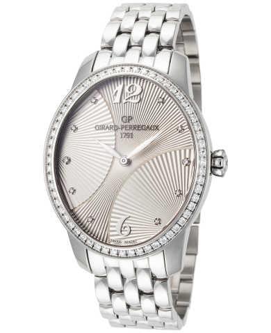 Girard-Perregaux Cat's Eye Majestic Women's Automatic Watch 80493D11A161-11A