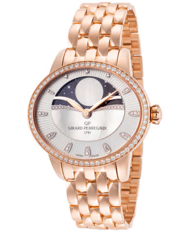 Girard-Perregaux Cat's Eye 80496D52A751-52A Women's Watch