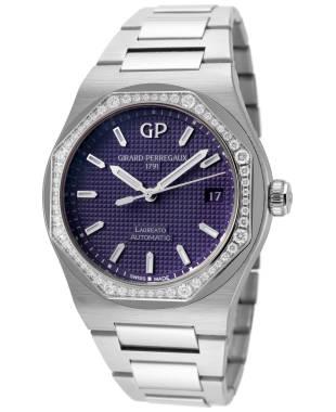 Girard-Perregaux Laureato Unisex Automatic Watch 81005D11A182511A