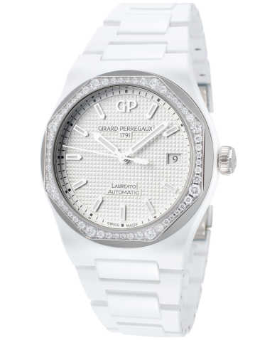 Girard-Perregaux Laureato 81005D82A732-32A Women's Watch