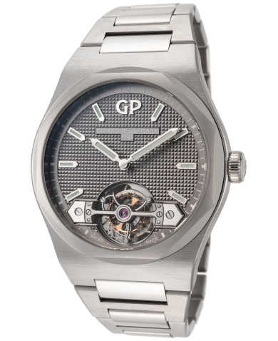 Girard-Perregaux Laureato Tourbillon Men's Automatic Watch 99105-41-232-41A