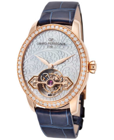 Girard-Perregaux Cat's Eye Tourbillon Women's Automatic Watch 99490D52A706-CK6A