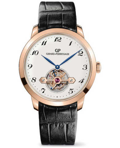 Girard-Perregaux 1966 Tourbillon Men's Automatic Watch 99535-52-111-BK6A