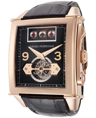 Girard-Perregaux Vintage 1945 Jackpot Tourbillon Men's Watch 99720-52-651-BA6A