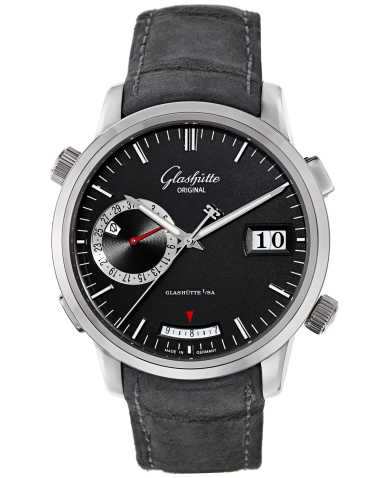 Glashutte Senator Diary Men's Automatic Watch 100-13-04-04-04