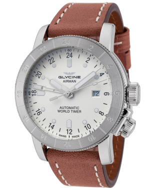 Glycine Airman 44 GMT Men's Automatic Watch GL0055