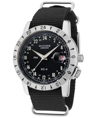 Glycine Airman DC-4 Purist Men's Automatic Watch GL0072