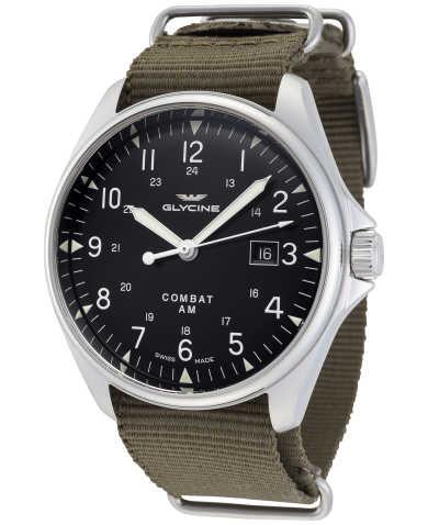 글라이신 남성 손목 시계 Glycine Combat 6 Vintage Mens Casual Watch GL0122