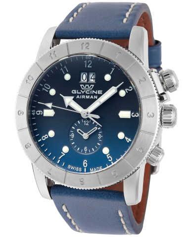 Glycine Men's Quartz Watch GL0151