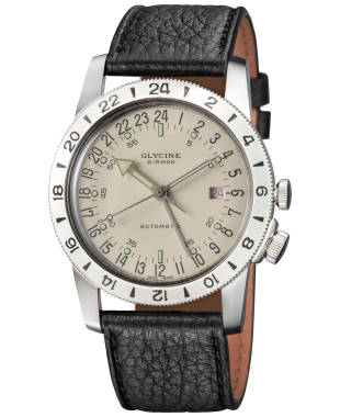 Glycine Airman No. 1 GMT Men's Automatic Watch GL0164
