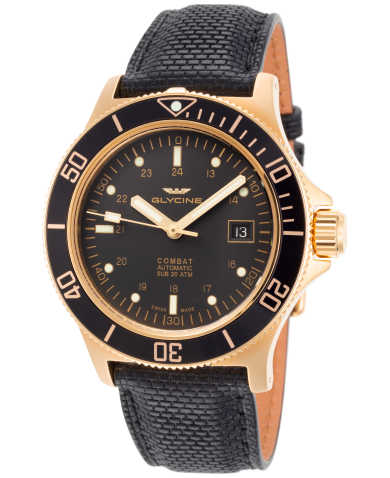 Glycine Men's Automatic Watch GL0186