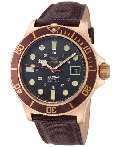 Glycine Combat Sub 42 Men's Automatic Watch GL0188