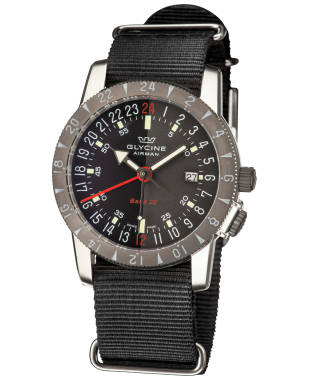 Glycine Airman Base 22 GMT Men's Automatic Watch GL0211