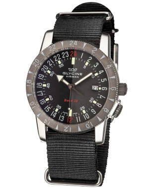 Glycine Airman Base 22 Purist Men's Automatic Watch GL0212