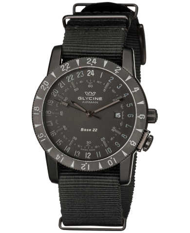 Glycine Airman Base 22 Purist Men's Automatic Watch GL0216