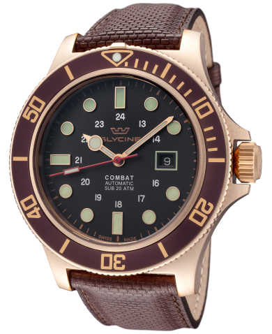 Glycine Combat Sub 48 Men's Automatic Watch GL0243