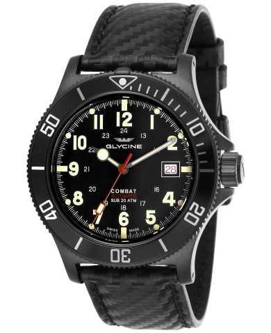 글라이신 남성 손목 시계 Glycine Combat Sub 42 Mens Casual Watch GL0244