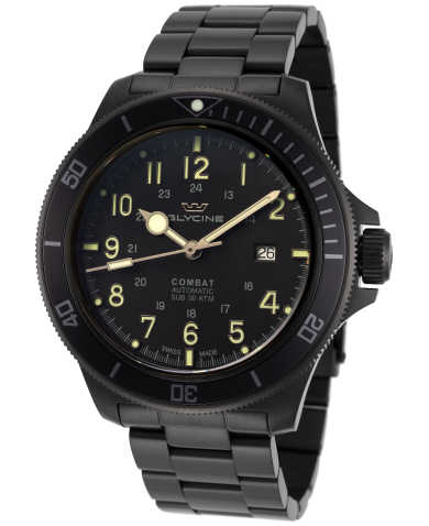 Glycine Combat Sub 46 Men's Watch GL0256