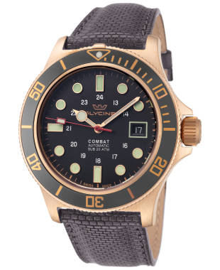 Glycine Combat Sub 42 Men's Automatic Watch GL0281