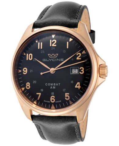 Glycine Combat 6 Classic Bronze Men's Automatic Watch GL0283