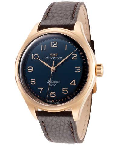 글라이신 남성 손목 시계 Glycine Bienne 1914 Mens Watch GL0336