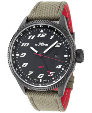 Glycine Men's Quartz Watch GL1007