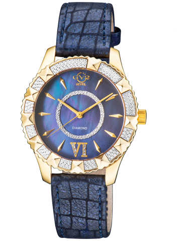 GV2 by Gevril Women's Watch 11715-424C