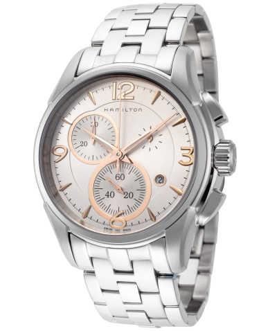 Hamilton Jazzmaster Chrono Quartz Men's Watch H32612155