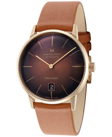 Hamilton Men's Watch H38475501