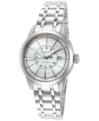 Hamilton RailRoad Women's Automatic Watch H40405191
