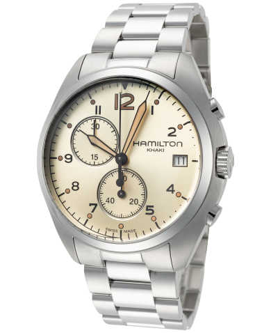 Hamilton Pilot Men's Quartz Watch H76512155
