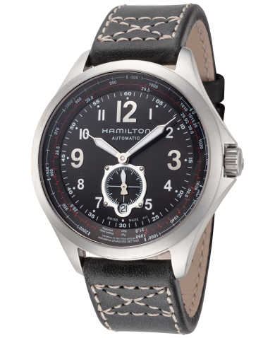 Hamilton Khaki Aviation QNE Men's Automatic Watch H76655733