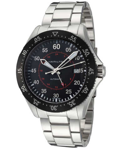 Hamilton Khaki Aviation Pilot GMT Auto Men's Automatic Watch H76755135
