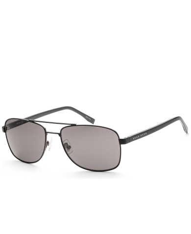 Hugo Boss Men's Sunglasses B0762S-0QIL-Y1