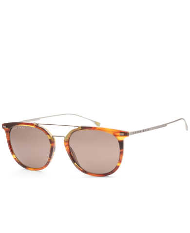 Hugo Boss Men's Sunglasses B1013S-0EX4-IR-56