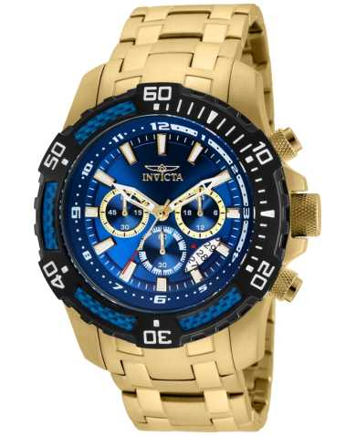 Invicta Men's Quartz Watch IN-24856