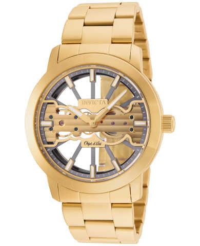 Invicta Men's Manual Watch IN-25270