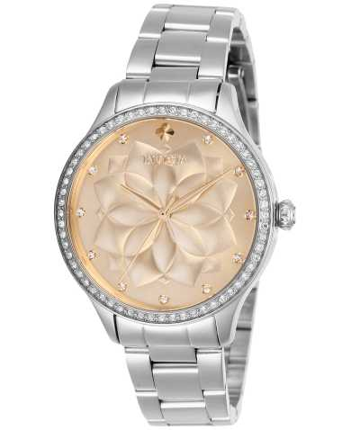 Invicta Women's Quartz Watch IN-28053