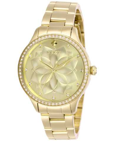 Invicta Women's Quartz Watch IN-28056