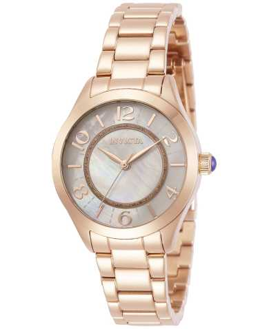 Invicta Women's Quartz Watch IN-31114