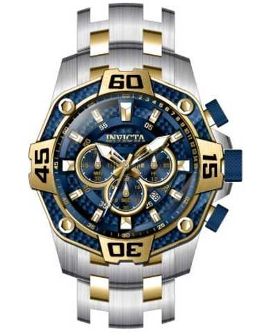 Invicta Men's Quartz Watch IN-33845