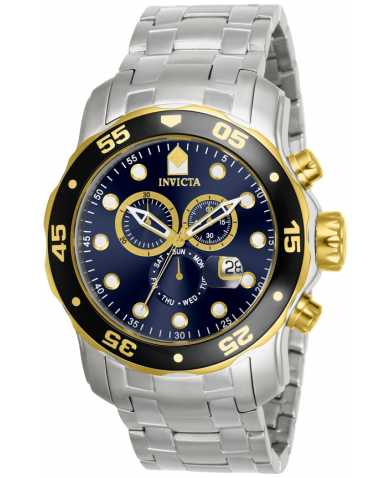 Invicta Men's Quartz Watch IN-80041