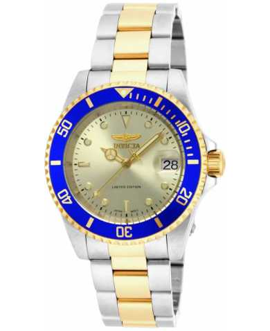 Invicta Men's Automatic Watch IN-ILE8928OBA
