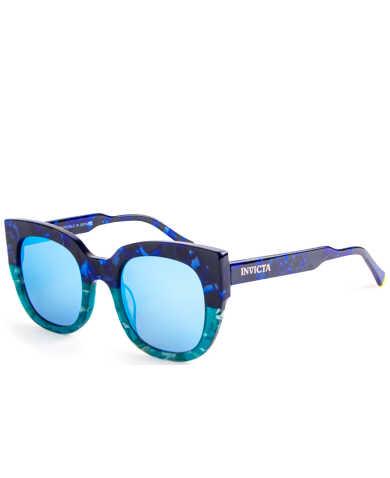 Invicta Sunglasses Women's Sunglasses I-29552-ANG-03