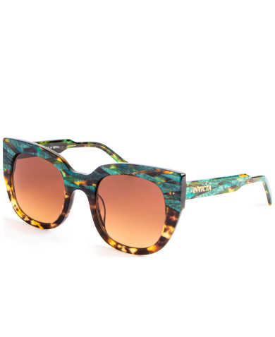 Invicta Sunglasses Women's Sunglasses I-29552-ANG-586