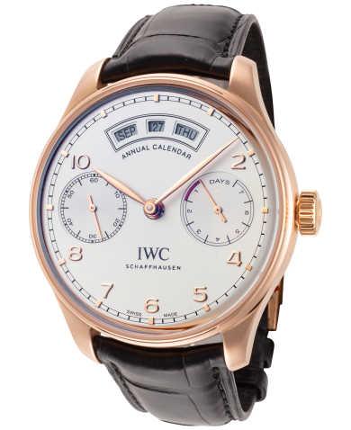 IWC Men's Watch IW503504-SD