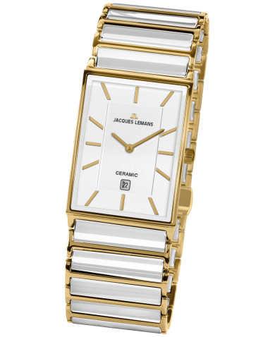Jacques Lemans Men's Quartz Watch 1-1593-1F