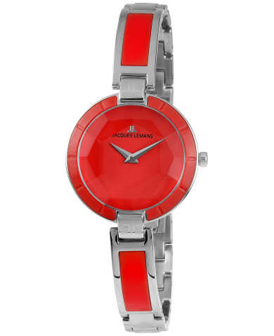 Jacques Lemans Women's Watch 1-1613D